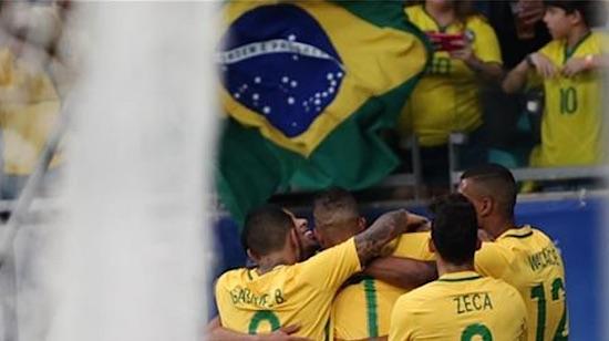 Brazil Wins Olympic Soccer Match -Al Jazeera -RepubHub
