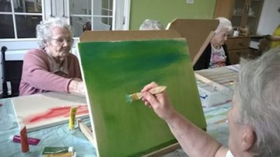 Dementia Painting-Submitted