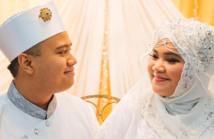 Khairul Farhan Wedding-Facebook