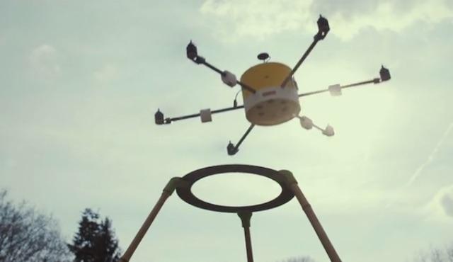 Mine Kafon Drone-Kickstarter