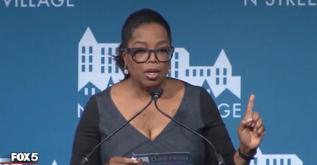 Oprah Winfey Pledges $1Mil -WTTG News