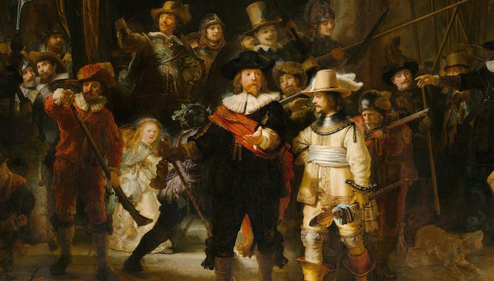 Rembrant-The Night Watch