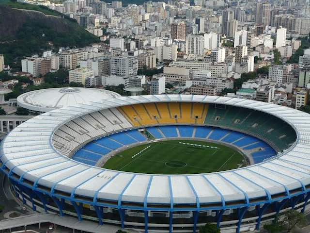Rio Macarana Stadium-CC Around The Rings 1992