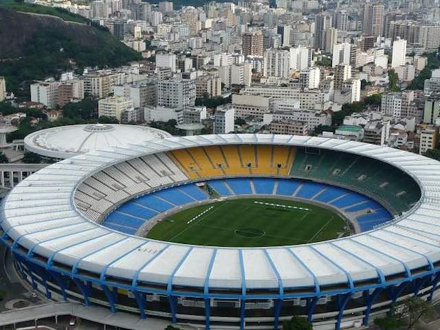 Rio Macarana Stadium-CC Around The Rings 1992