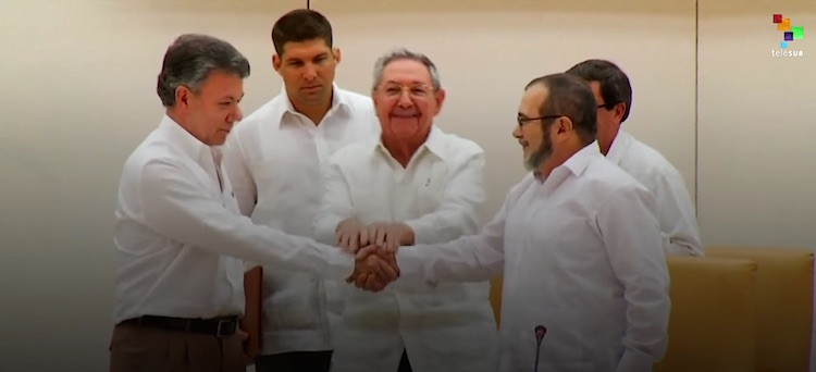colombia peace deal with farc-youtube