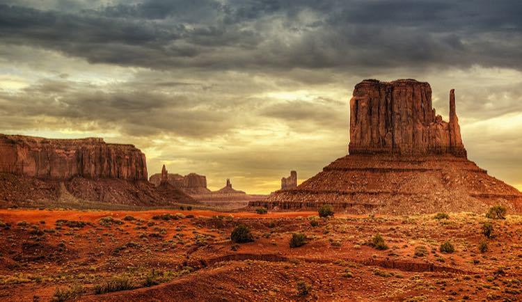 navajo-nation-land-cc-wolfgang-staudt