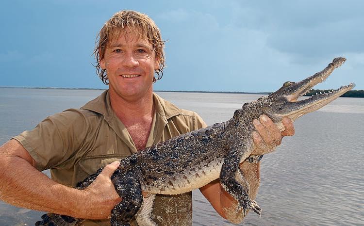 Steve Irwin-Steve Irwin Zoo