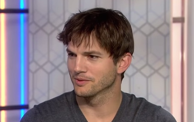 Ashton Kutcher may be a talented movie and television actor, but he ... Ashton Kutcher