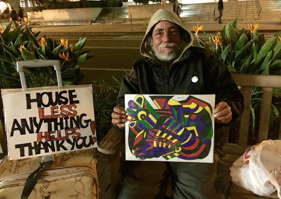 steve-knoke-homeless-artist-santa-barbara
