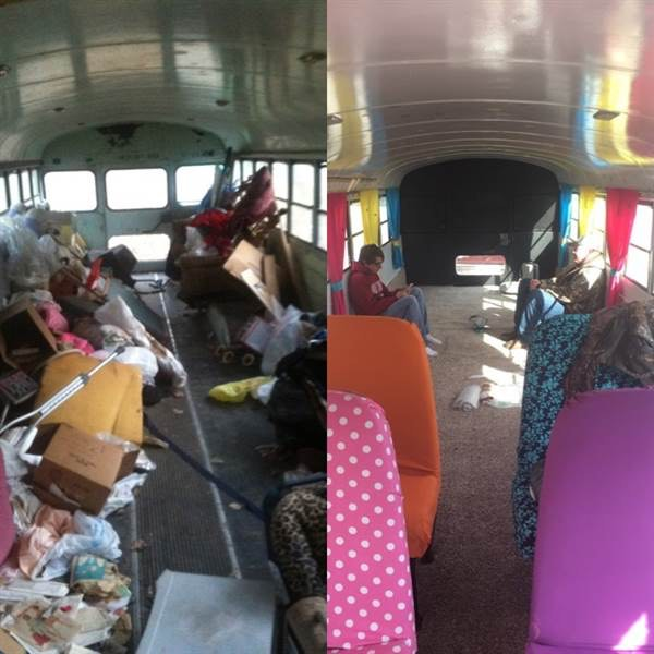Before and After School Bus-Jessi Smith