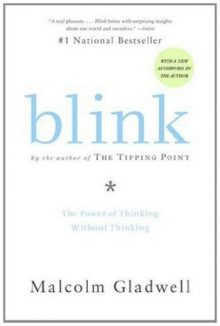 Blink by Malcolm Gladwell-Amazon