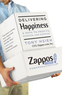 Delivering Happiness Book-Amazon