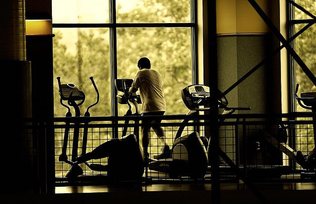 Exercise at the Gym-CC Abdullah AL-Naser