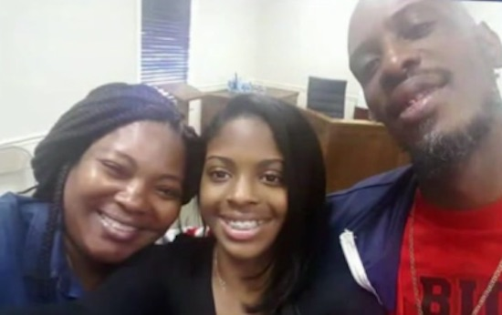 Kamiyah Mobley and Parents-Youtube
