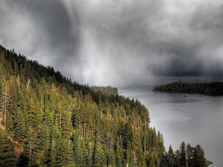 Lake Tahoe-CC Bill Strong