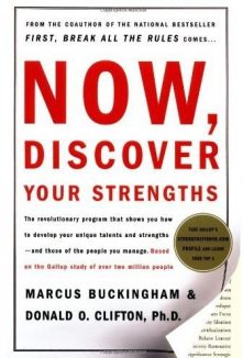 Now, Discover Your Strengths-Amazon