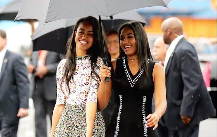 Obama girls 2016 White House