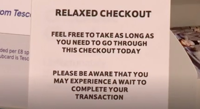 Relaxed Checkout-Youtube
