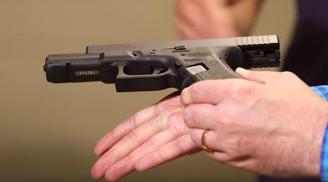 Smart Gun Youtube - Seorang Pelajar Menemukan Inovasi dibidang Senjata