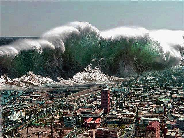 We Might Be Able to Stop Tsunamis in Their Tracks by ...