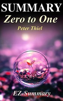 Zero to One-Amazon