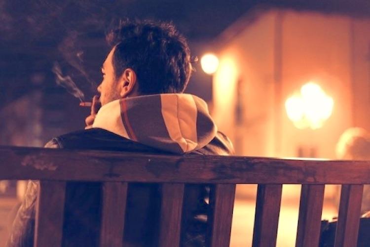 Cigarette Smoking-Public Domain