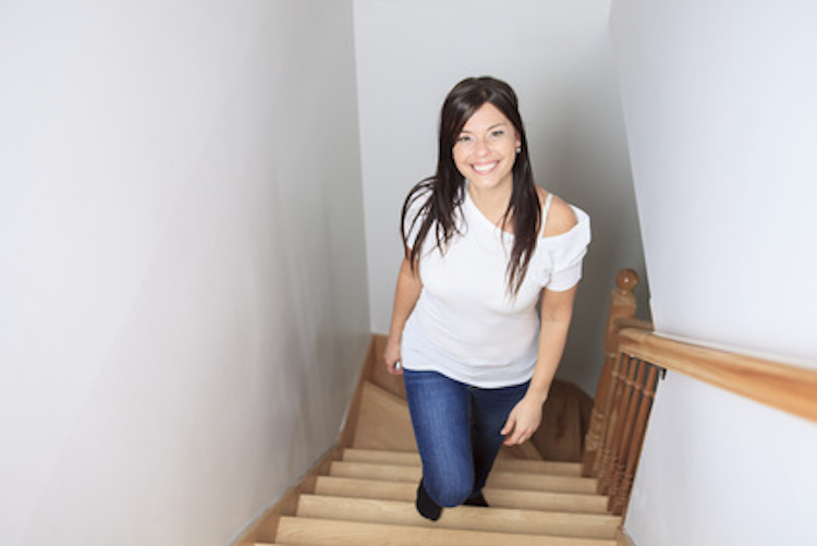 Brief Intense Stair Climbing Is A Practical Way To Boost