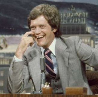 David Letterman Late Night small