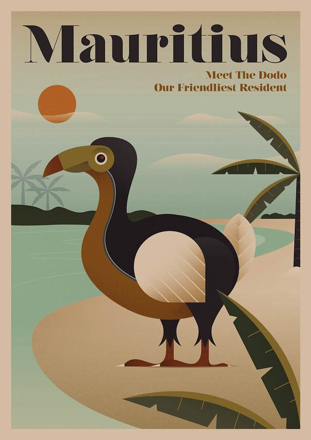 Dodo Poster-Unknown Tourism