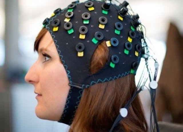 EEG Brain Computer-Wyss Center