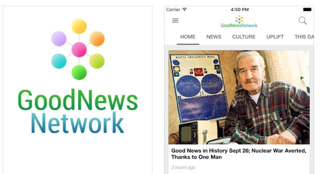 GNN App Screenshot