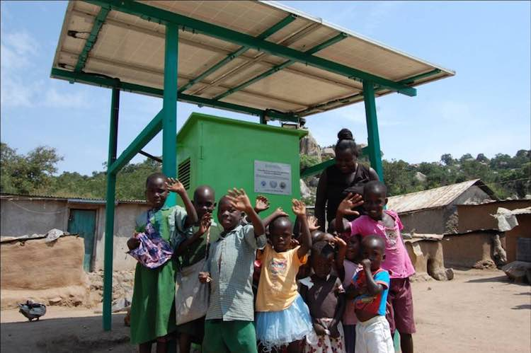 Kenyan Children-Renewable World
