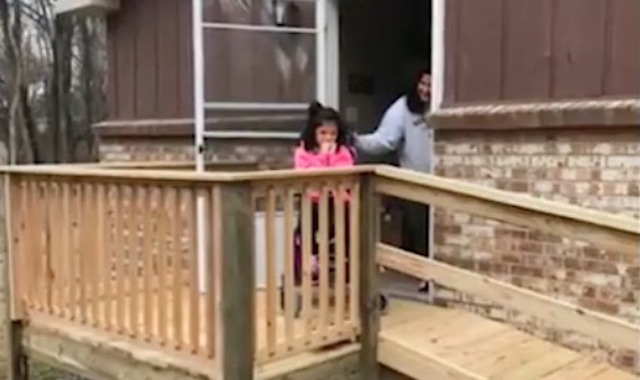 Lydia on Ramp-Youtube