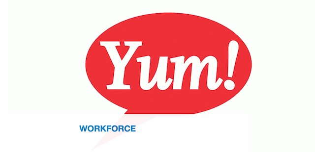 Yum Brands Workforce logo