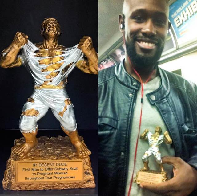 Decent Dude Statue Full-Instagram