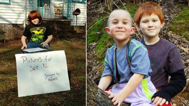 10 Toys For Autistic Boy : Boy with autism sells drawings to buy toys for sick