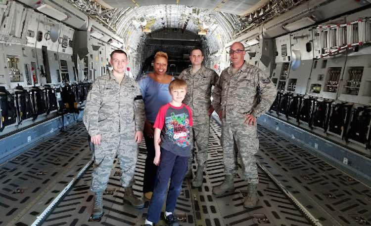 Boy Who Sent 3,500 Comic Books to Soldiers is Rewarded With Best Day