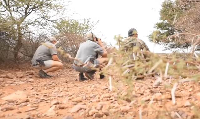 Veterans Find Peace Protecting African Wildlife from