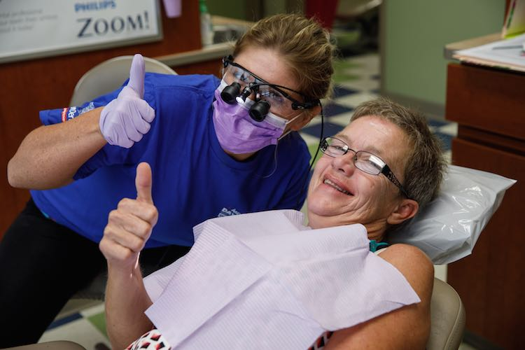 Do You Know a Vet Who Needs a New Smile? Offices are Holding