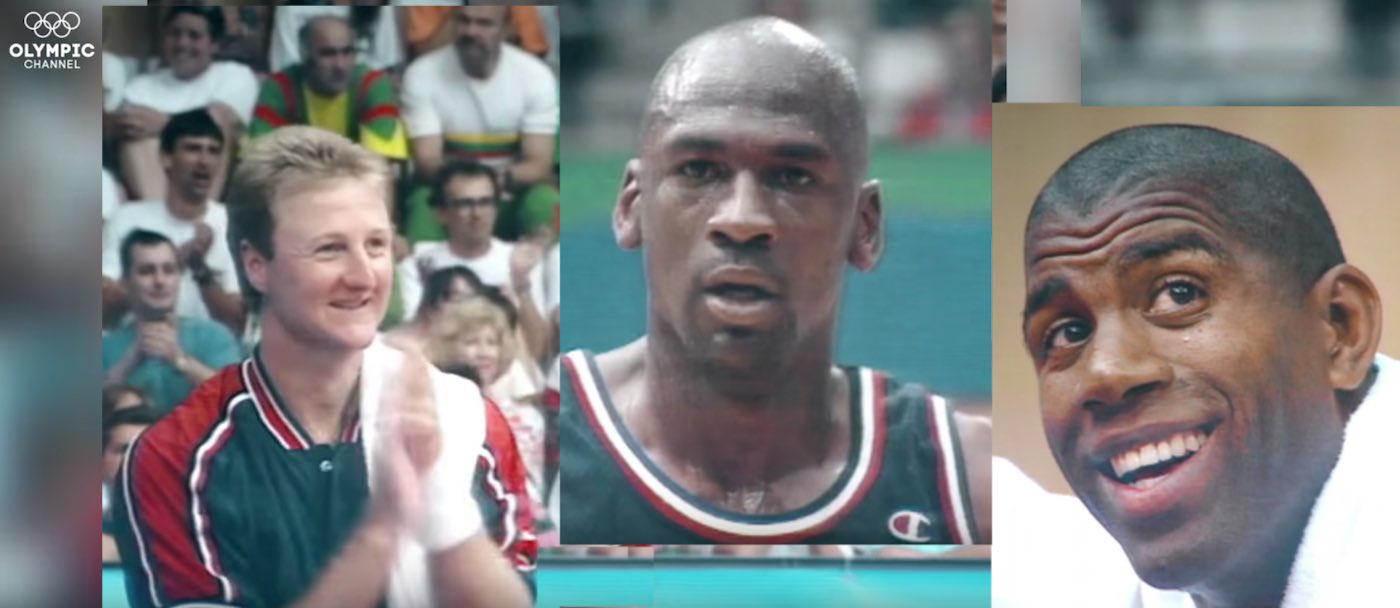 b981c9a1d693 This Dream Team was the Greatest Sports Team Ever Assembled - Watch