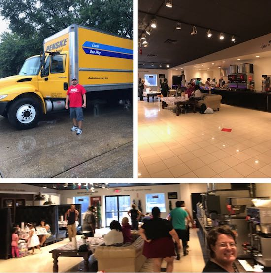 Gallery Furniture Outlet Houston: Houston Furniture Store Invites Flood Victims And Pets To
