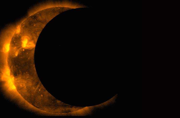 lunar eclipse space station - photo #17