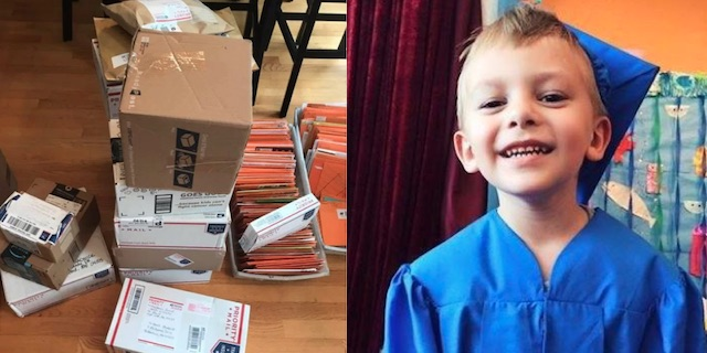 7-yo With Rare Form of Cancer Receives 1,000 Halloween Cards From ...