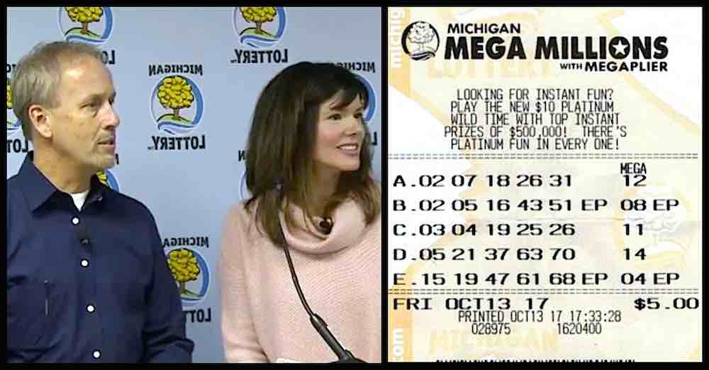 Man Plays Same Lottery Numbers For Years And Finally Wins