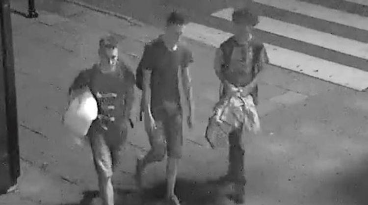 Image result for Teen Boys Filmed Giving Duvet to Homeless Man and Tucking Him In
