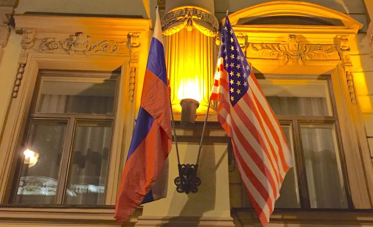 People Are Not Their Politics: As I Visited Russia, I Found We Have More in Common Than We Think Russian-and-American-Flags-McKinley-Corbley