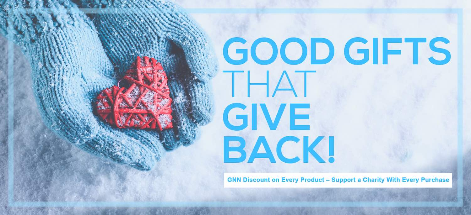 Good Gifts That Give Back to Charity and Save You Money With Every Purchase