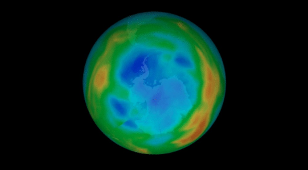 nasa ozone hole - photo #14