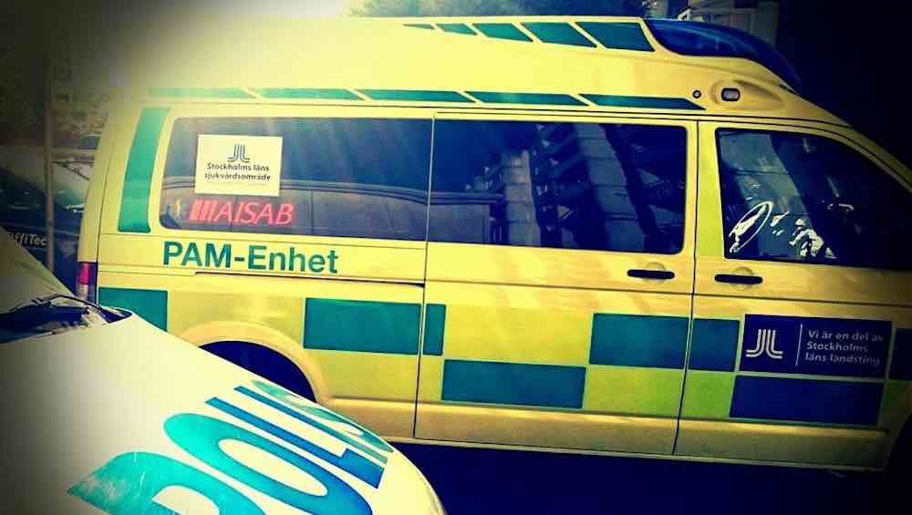 World's First 'Mental Health Ambulance' is Helping Hundreds