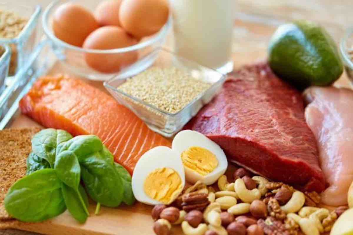 Natural Protein Sources For Muscle Building